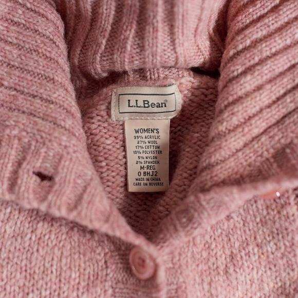 L.L. Bean Sweaters - LL Bean Ultra Cozy Cableknit